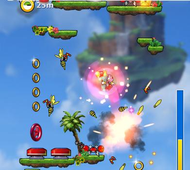 Sonic Jump Fever Ekran Görüntüleri - 2