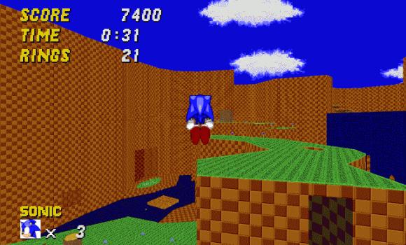 Sonic Robo Blast 2 Ekran Görüntüleri - 5