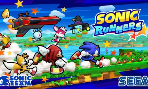 SONIC RUNNERS Ekran Görüntüleri - 1