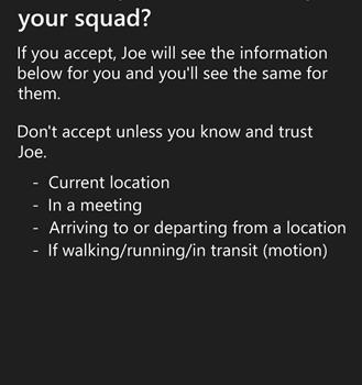 SquadWatch Ekran Görüntüleri - 5