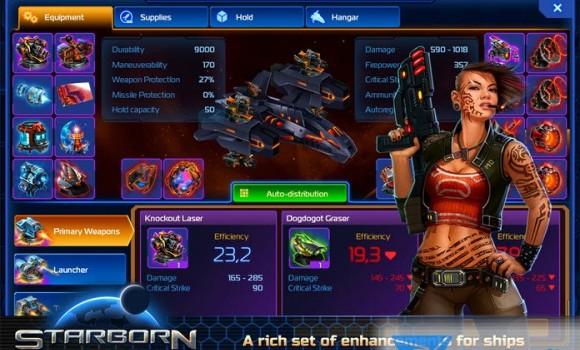 Starborn Wanderers Ekran Görüntüleri - 1