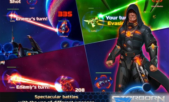 Starborn Wanderers Ekran Görüntüleri - 4