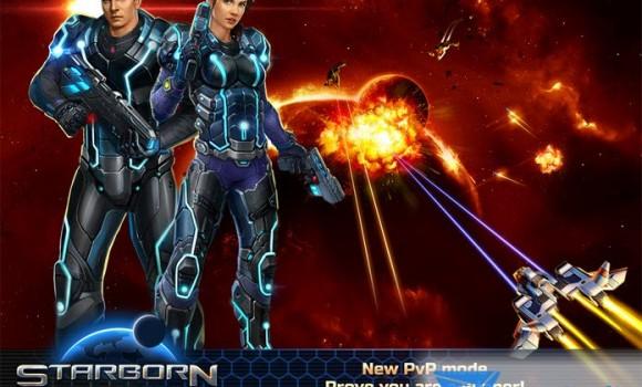 Starborn Wanderers Ekran Görüntüleri - 3