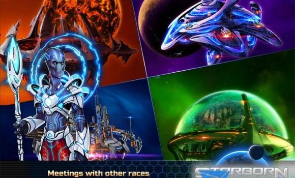 Starborn Wanderers Ekran Görüntüleri - 2