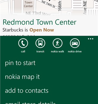 Starbucks Locator Ekran Görüntüleri - 3