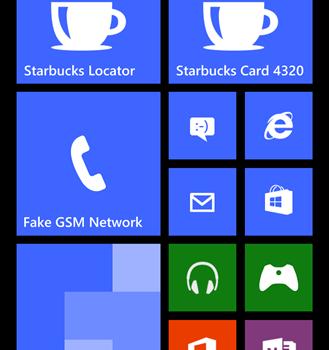 Starbucks Locator Ekran Görüntüleri - 1