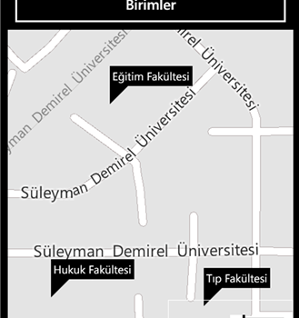 Süleyman Demirel Üniversitesi Ekran Görüntüleri - 3