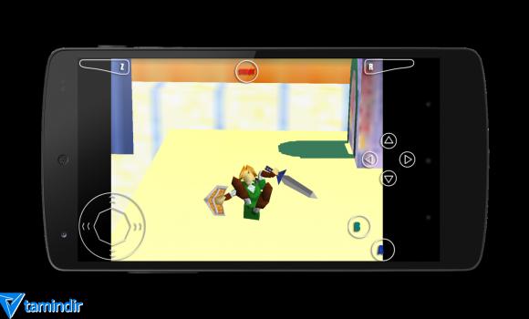 SuN64 Emulator Ekran Görüntüleri - 2
