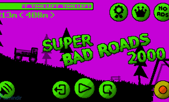 Super Bad Roads 2000 Ekran Görüntüleri - 2