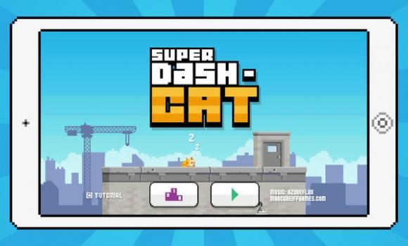 Super Dash-Cat Ekran Görüntüleri - 4