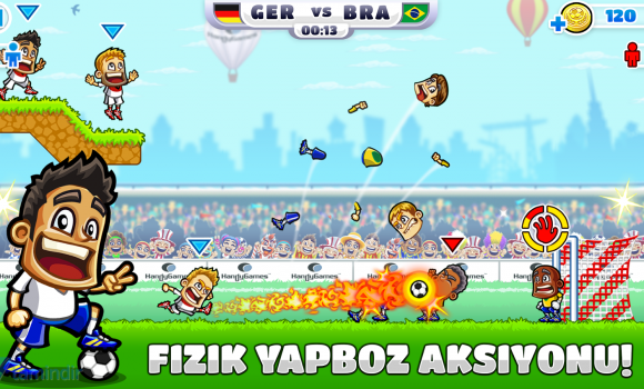 Super Party Sports: Football Ekran Görüntüleri - 4
