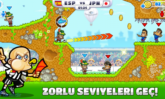Super Party Sports: Football Ekran Görüntüleri - 3