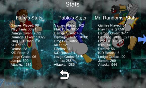 Super Smash Clash Brawler Ekran Görüntüleri - 2