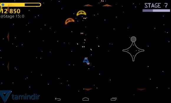Super Spaceship Wars Ekran Görüntüleri - 1