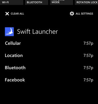 Swift Launcher Ekran Görüntüleri - 1