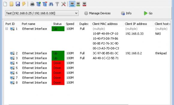 Switch Port Mapper Ekran Görüntüleri - 2