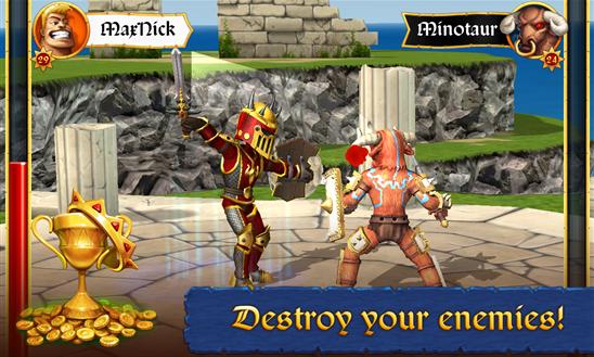 Sword vs Sword Ekran Görüntüleri - 1