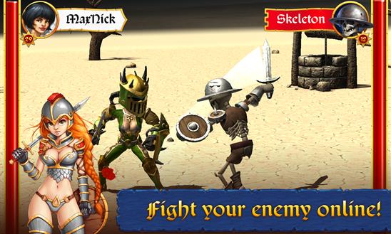Sword vs Sword Ekran Görüntüleri - 4
