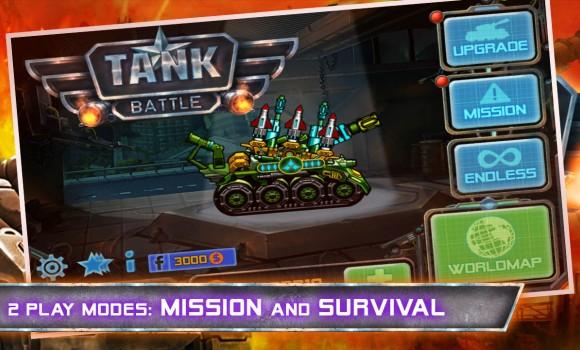 Tank Battle Ekran Görüntüleri - 4