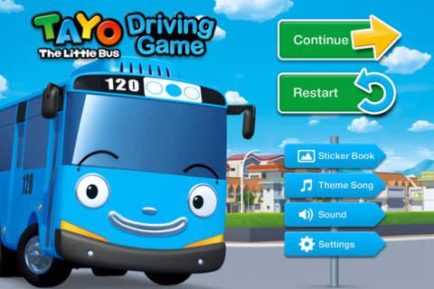 Tayo's Driving Game Ekran Görüntüleri - 5