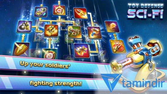 Toy Defense 4: Sci-Fi Free Ekran Görüntüleri - 3