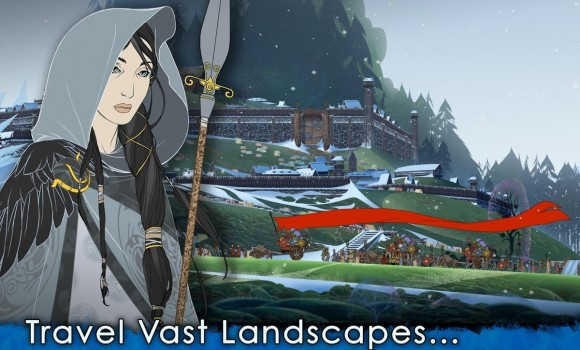 The Banner Saga Ekran Görüntüleri - 4