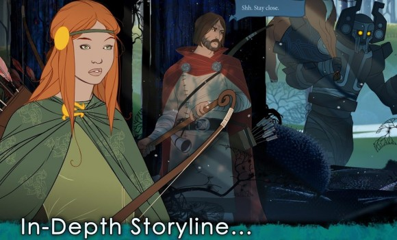 The Banner Saga Ekran Görüntüleri - 6