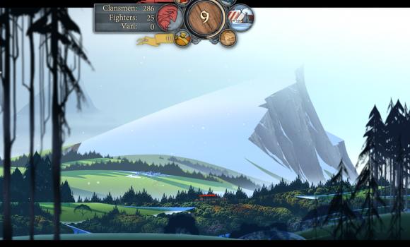The Banner Saga Ekran Görüntüleri - 3