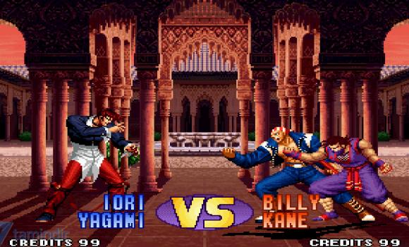 THE KING OF FIGHTERS '98 Ekran Görüntüleri - 3