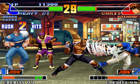 THE KING OF FIGHTERS '98 Ekran Görüntüleri - 2
