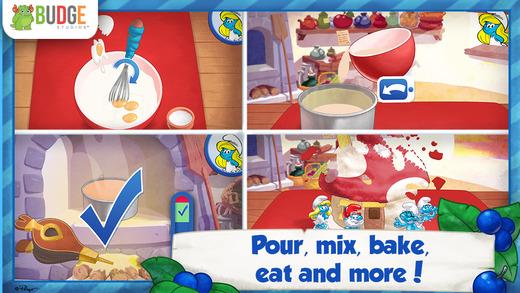 The Smurfs Bakery Ekran Görüntüleri - 4