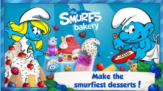 The Smurfs Bakery Ekran Görüntüleri - 5