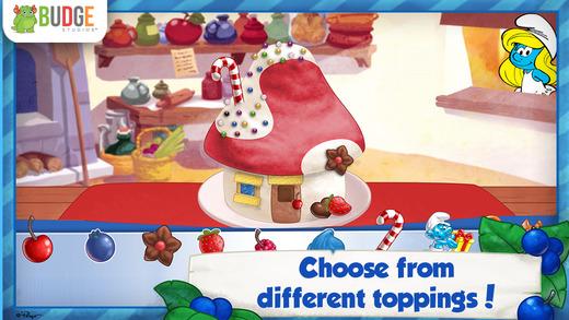The Smurfs Bakery Ekran Görüntüleri - 3