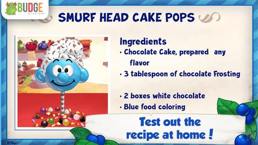 The Smurfs Bakery Ekran Görüntüleri - 1