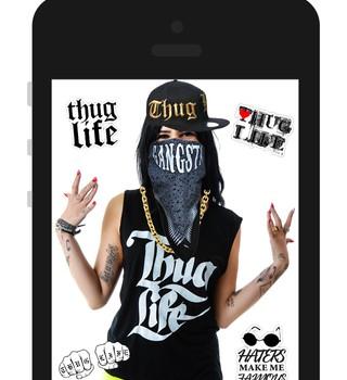 Thug Life Maker Ekran Görüntüleri - 3