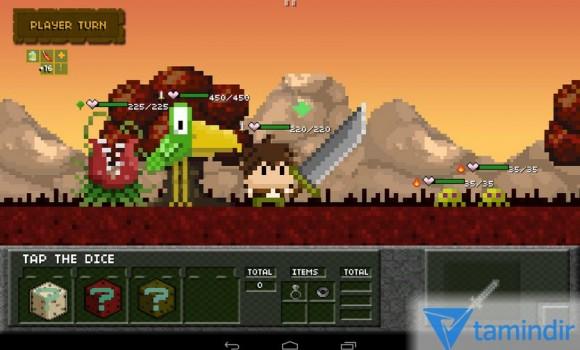 Tiny Dice Dungeon Ekran Görüntüleri - 2