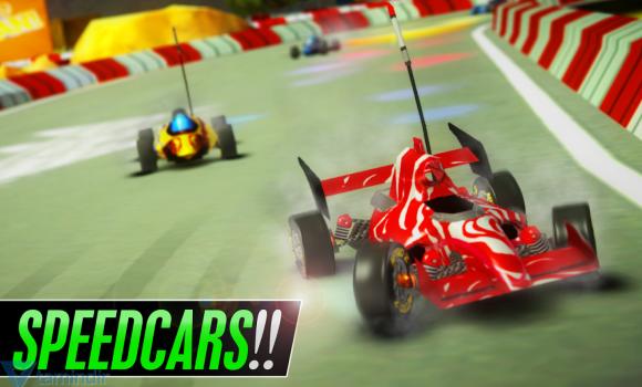 Touch Racing 2 Ekran Görüntüleri - 5