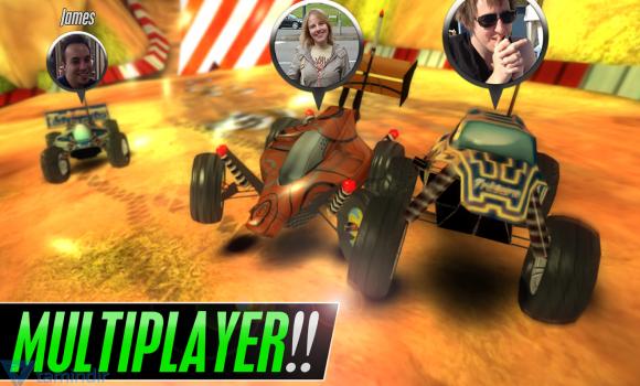 Touch Racing 2 Ekran Görüntüleri - 2