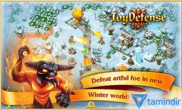Toy Defense 3: Fantasy Free Ekran Görüntüleri - 1