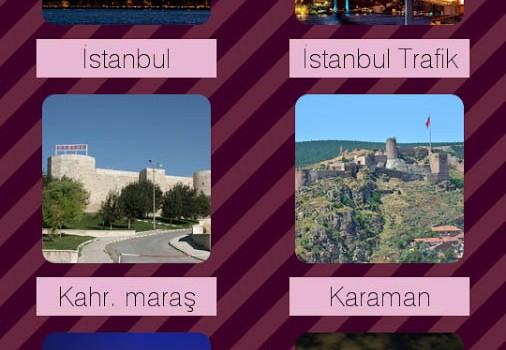 Türkiye Mobese Ekran Görüntüleri - 1