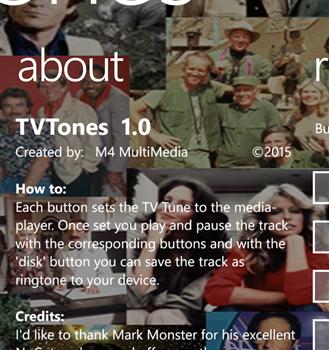 TVTones Ekran Görüntüleri - 1