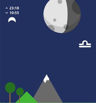 Ursel's Moon Calendar Ekran Görüntüleri - 5