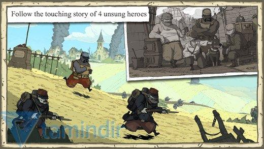 Valiant Hearts: The Great War Ekran Görüntüleri - 2