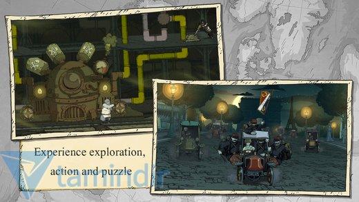 Valiant Hearts: The Great War Ekran Görüntüleri - 1