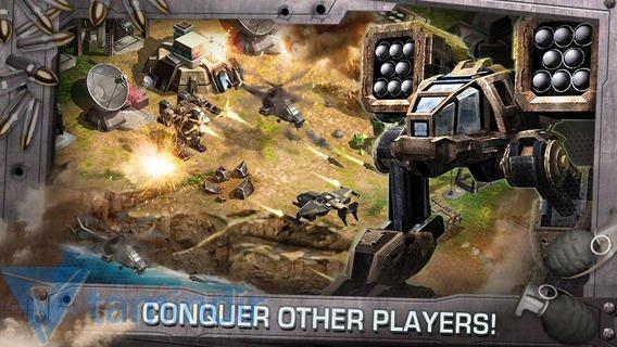 War of Nations Ekran Görüntüleri - 1