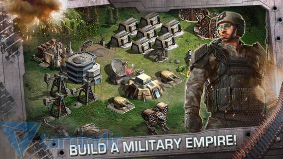 War of Nations Ekran Görüntüleri - 4
