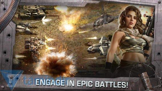 War of Nations Ekran Görüntüleri - 3