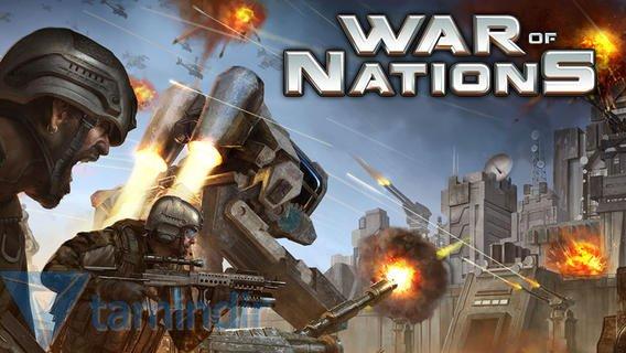 War of Nations Ekran Görüntüleri - 5
