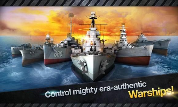 WARSHIP BATTLE Ekran Görüntüleri - 3