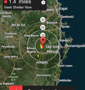 WeatherBug Ekran Görüntüleri - 4